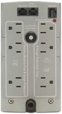 116518 APC Back-UPS CS 500VA//300W//120V Tower UPS Beige