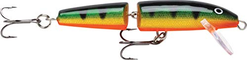 (Rapala Jointed 09 Fishing lure (Perch, Size- 3.5))