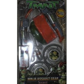 Teenage Mutant Ninja Turtles, TMNT Ninja Assault Gear by ...