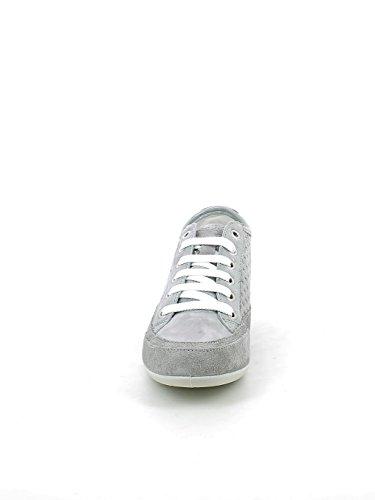 IGI&CO Sneaker Scamosciata Perla Zeppa Interna N. 36