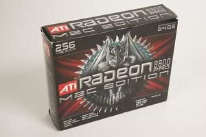 Superwarehouse ati radeon 9800 pro mac special edition 256mb.
