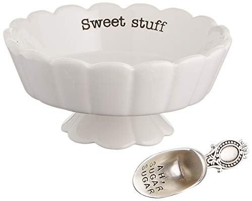 Mud Pie 4881012S Candy Dish