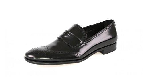 Prada Herren 2DB036Leder Business Schuhe