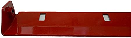 GENUINE OEM TORO PARTS RED SCRAPER BAR-FIXED 106-4573-01