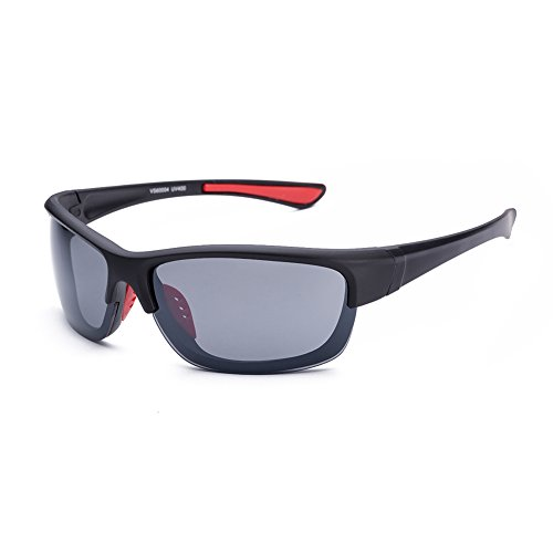 HMILYDYK Men's Sunglasses Wayfarer Reader Designer Style UV400 Sports Full Frame Eyewear - Sun Readers Wayfarer