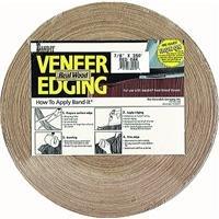 """Band-It 40210 Real Wood Veneer Iron-on Edgebanding, 3/4"""" ..."""