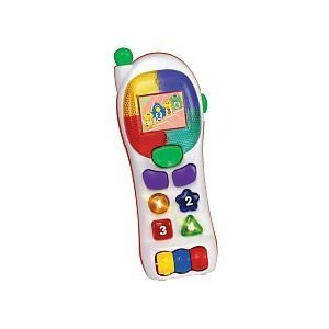 Amazon Com Vtech Bright Lights Phone Toys Amp Games