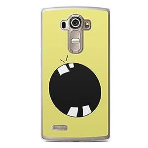 Smiley LG G4 Transparent Edge Case - Design 11
