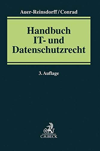 Handbuch IT  Und Datenschutzrecht