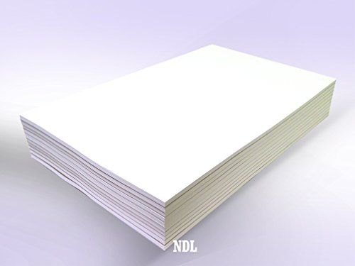 Memo Pads - Note Pads - Scratch Pads - Writing Pads - 10 Pads with 50 Sheets in Each Pad (11x17) by Next Day Labels (Image #3)