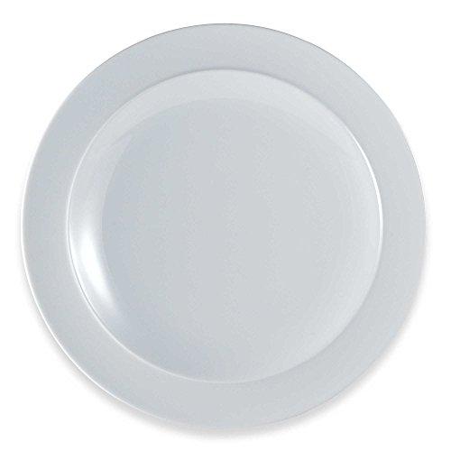 Denby White Gourmet Plate Platter- 12.5 in.