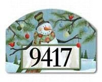 Yard Design Let It Snow Yard Sign #77191