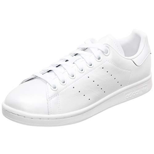 Adidas Femme Gymnastique Blanc White ftwr White W ftwr Chaussures De Stan Smith RwxrqARp