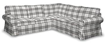 Ikea Ektorp Housse De Protection Pour Canapé D Angle En Dundee