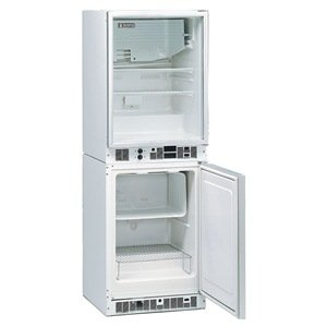 - Marvel 6CRDE011 Two-Drawer Undercounter Refrigerator, White Box-Style Drawer, 6.0 cu.ft. Volume, 34°F to 47°F (1°C to 8°C) Temperature Range, 115V/60HZ