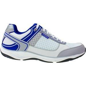 Men's Vionic, Endurance Walking Sneaker WHITE BLUE 8 W
