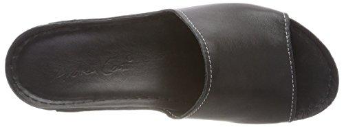 Andrea Conti Women's 0771519 Mules, Black, 4 Black (Schwarz 002)