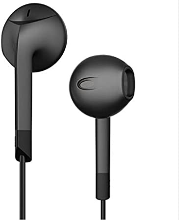 kanmeipp In-Ear Headphones, Bass Audio Headphones with Microphone, High-Fidelity Earbuds, Colorful Headphones, Suitable For Xiaomi Samsung Huawei B