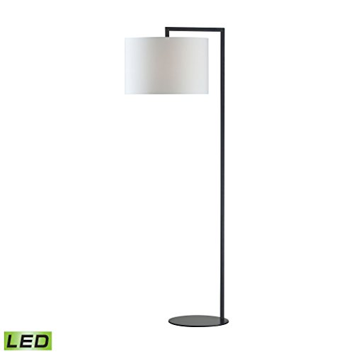 - Diamond Lighting D2729-LED Floor lamp Matte Black