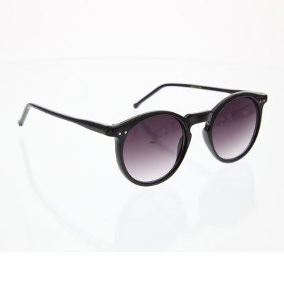 Gangnam Style Costume (Gangnam Psy Style Round Costume Sunglasses Black)