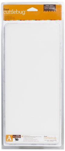 - Cuttlebug Spacer Plate A Mat, 6 by 13-Inch
