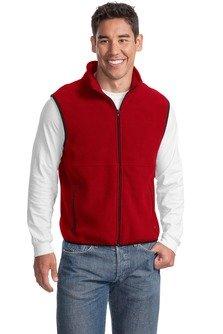 Jp79 Port (Port Authority Men's Port Authority R-Tek Fleece Vest. JP79 XS)