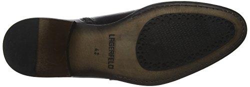 Nero Lagerfeld Karl Stivali Uomo Boot Nero OarRO