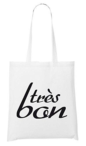 Très Bon Bag White
