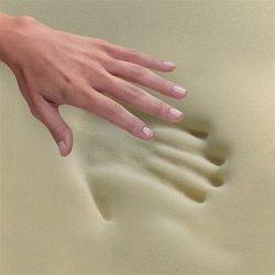 1'' Memory Foam Mattress Topper by DormCo