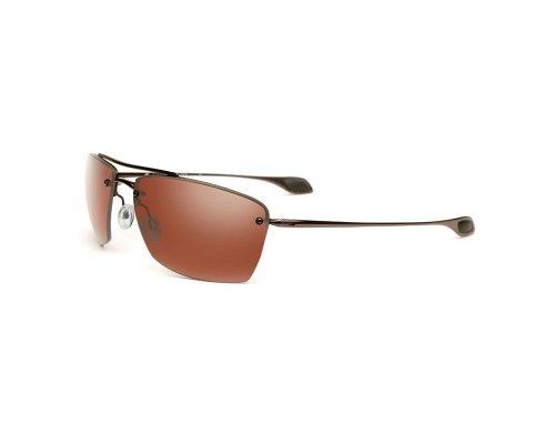 Kaenon Polarized Spindle S5 Sunglasses - Antique Copper Frame - Copper C-12 Lens