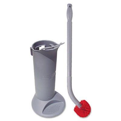 Unger BBWHR Ergo Toilet Bowl Brush with Holder by Unger