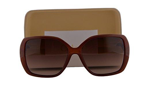 Chloe CE680S Sunglasses Bordeaux w/Dark Bordeaux Gradient Lens 222 CE - Chloe Sunglasses Wayfarer