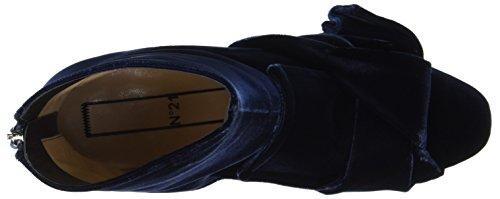 Oceano Femme 3 8415 Blau Bottines Inconnu TR7qZ6FwvR
