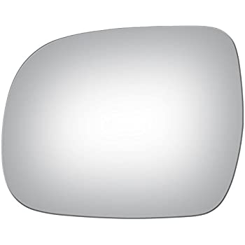 8209SL Replacement Driver Side Mirror Glass for 2006-2010 Toyota Sienna Left New