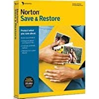 Norton Save Restore v11 CD + Partition Magic
