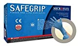 SafeGrip Powder-Free Latex EC Gloves Medium Case