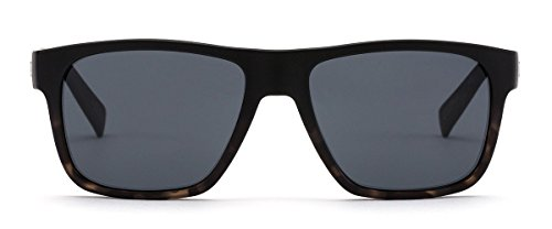 OTIS Eyewear Life On Mars : Matte Black Tort/Grey Polarized Mens - Sunglasses Otis