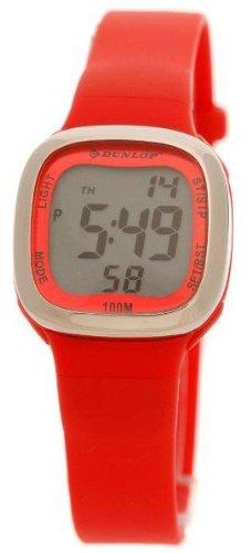 Dunlop Reloj Digital para Hombre de Automático con Correa en Caucho DUN-55-L07: Amazon.es: Relojes