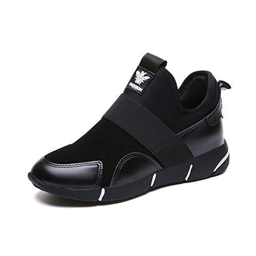 Sports Shoes Harajuku New Versatile Lightweight Casual Shoes Black