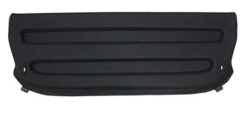 2015+ Honda Fit Black Tonneau Shield ()