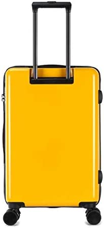 Color : Red, Size : L TangFei Universal Wheel Trolley case Luggage Small Fresh Suitcase