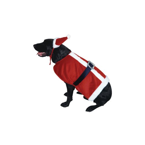 Santa Claus Pet Costume ()