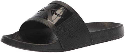 CK Black Vincenzo Sandal Slide Men's Jeans Jelly rPx6rz