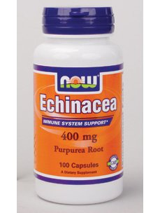 (NOW Foods Echinacea Root 400 mg )