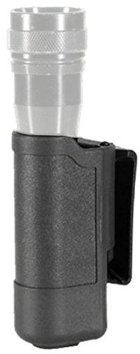 BLACKHAWK! 411000PBK Flashlight Carrier Compact ()