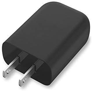 Quick Charging 3.0 KIT Works for Sony WH-1000XM3 Wall Charger USB Type-C Data Cable 18W. Black