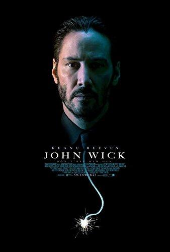 John Wick Movie Poster 27 X 40 Style A 2014 Unframed