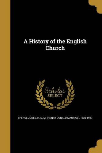 Download A History of the English Church pdf