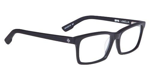 Spy Amelia Rectangular Eyeglasses, 52 mm by Spy