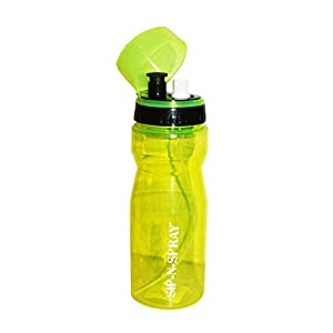 Flair Sip & Spray Water Bottle Sipper n Spray/Mist Specially Designed for Sports and Outdoor Adventure